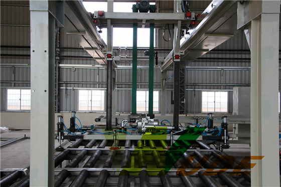 Synchronous Short Cycle Lamination Line For Particle Boards And MDF Boards