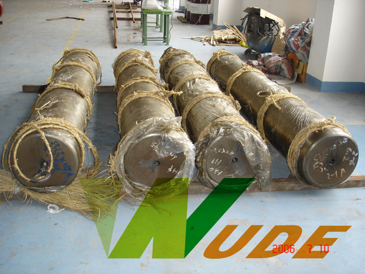 High Pressure Laminate Press Machine Multilayer For MDF And Circuit Board