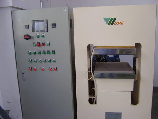 Economical Laboratory Press Machine For Melamine Paper / Circuit Plate Testing