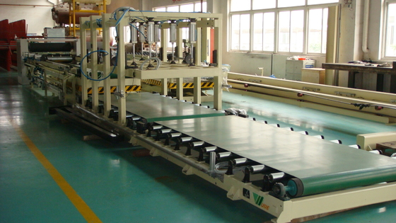 Fully Automatic Honeycomb Board Machine / Production Line High Efficient