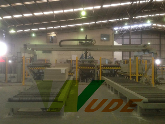 Automatic Loading And Unloading System For Wood Sawing Machine And Milling Machine