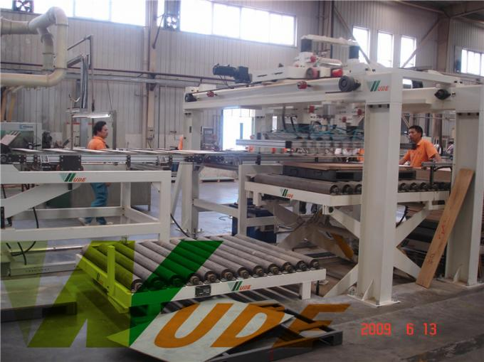 Stable Running Automatic Loading And Unloading Machine In Cement Fiberboard Making