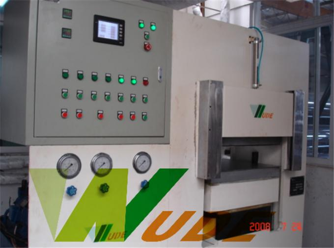 Reliable Laboratory Hot Press for Insulating board / Laminated Board Testing